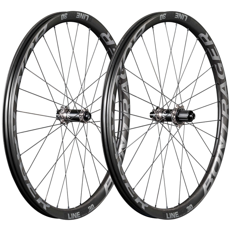 Bontrager Line Pro 30 Carbon Boost Wheels