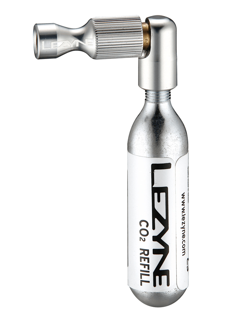 Lezyne Trigger Drive Co2 Silver - Cycles Galleria Melbourne