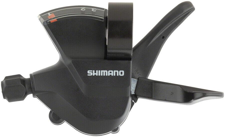 Shimano Sl-M315 Rapidfire+ Lever Left 3-Speed