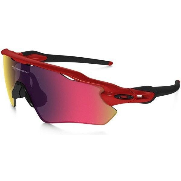 OAKLEY Radar EV Path Redline w/OORedIridPolar - Cycles Galleria Melbourne