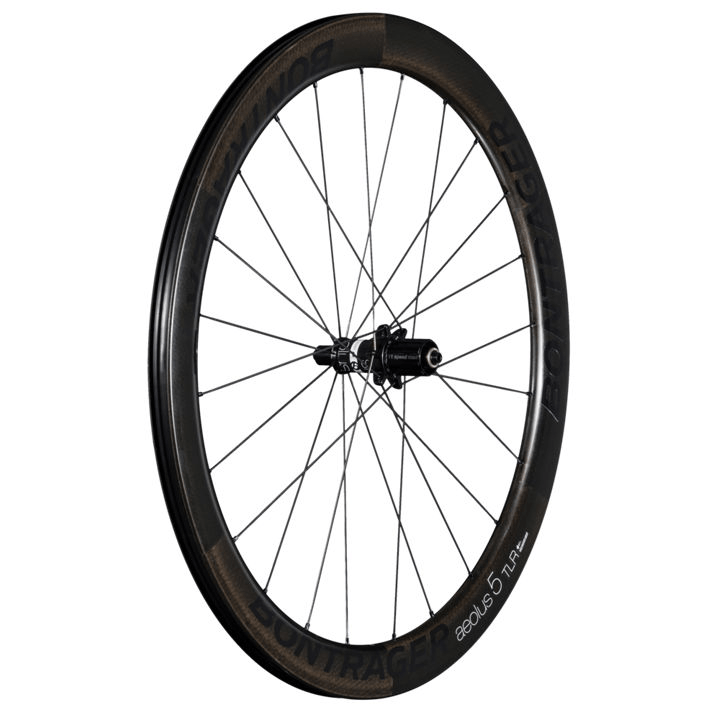 Bontrager Wheel Rear Aeolus 5 TLR Clincher Shim 11 Black