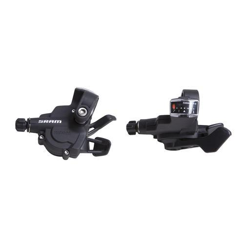 SRAM X3 Trigger Shifter Set 3x7 Speed Front & Rear