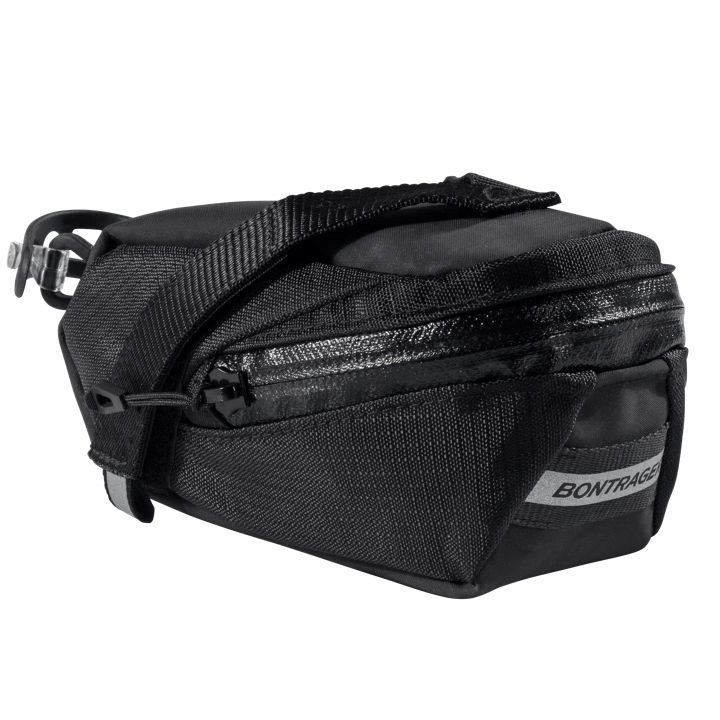 Bontrager Bag Elite Seat Pack Small Black - Cycles Galleria Melbourne