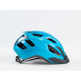 Bontrager Solstice Youth Bike Helmet Blue