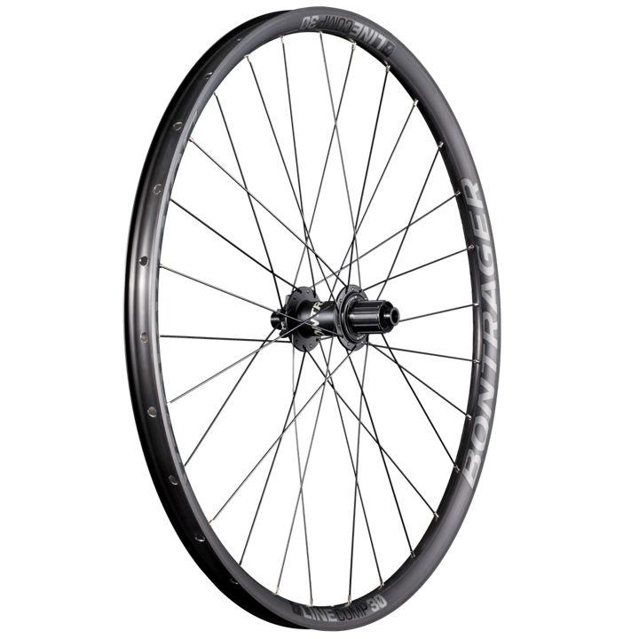 Bontrager Wheel Rear Line Comp 30 29D 148 Anthracite/Black - Cycles Galleria Melbourne