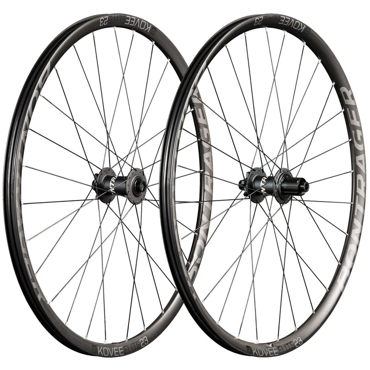 Bontrager Kovee Elite 23 Carbon Boost Wheels