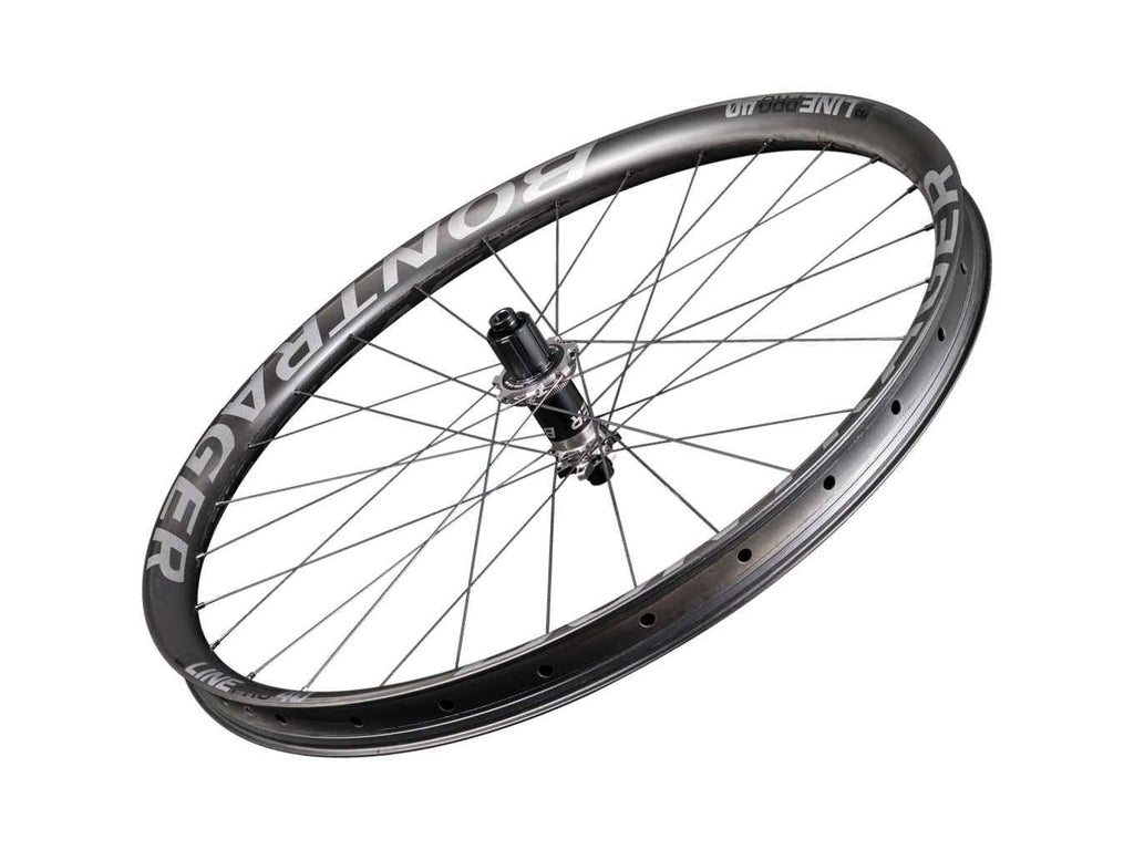 Bontrager Wheel Rear Line Pro 40 29 148 Anthracite/Black - Cycles Galleria Melbourne