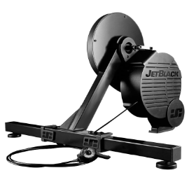 JetBlack WhisperDrive direct drive magnetic trainer with Remote - Cycles Galleria Melbourne