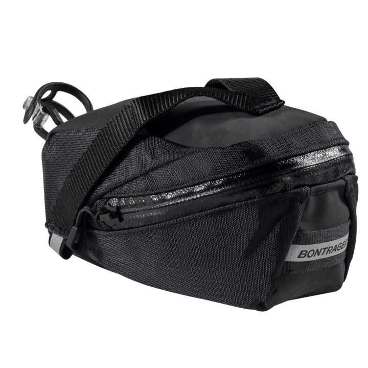 Bontrager Bag Elite Seat Pack Medium Black - Cycles Galleria Melbourne