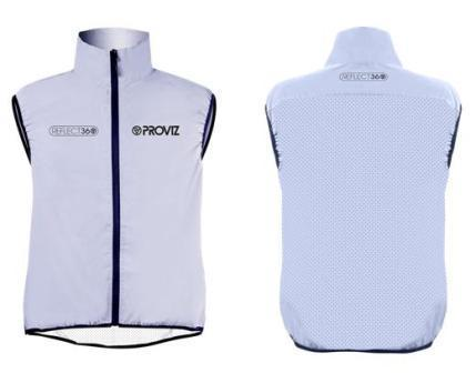 ProViz Womens 360 Reflect Wind Gilet
