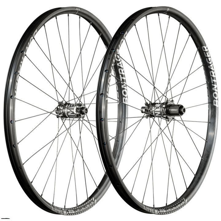 Bontrager Wheel Front Line 27.5 TLR Clincher Black