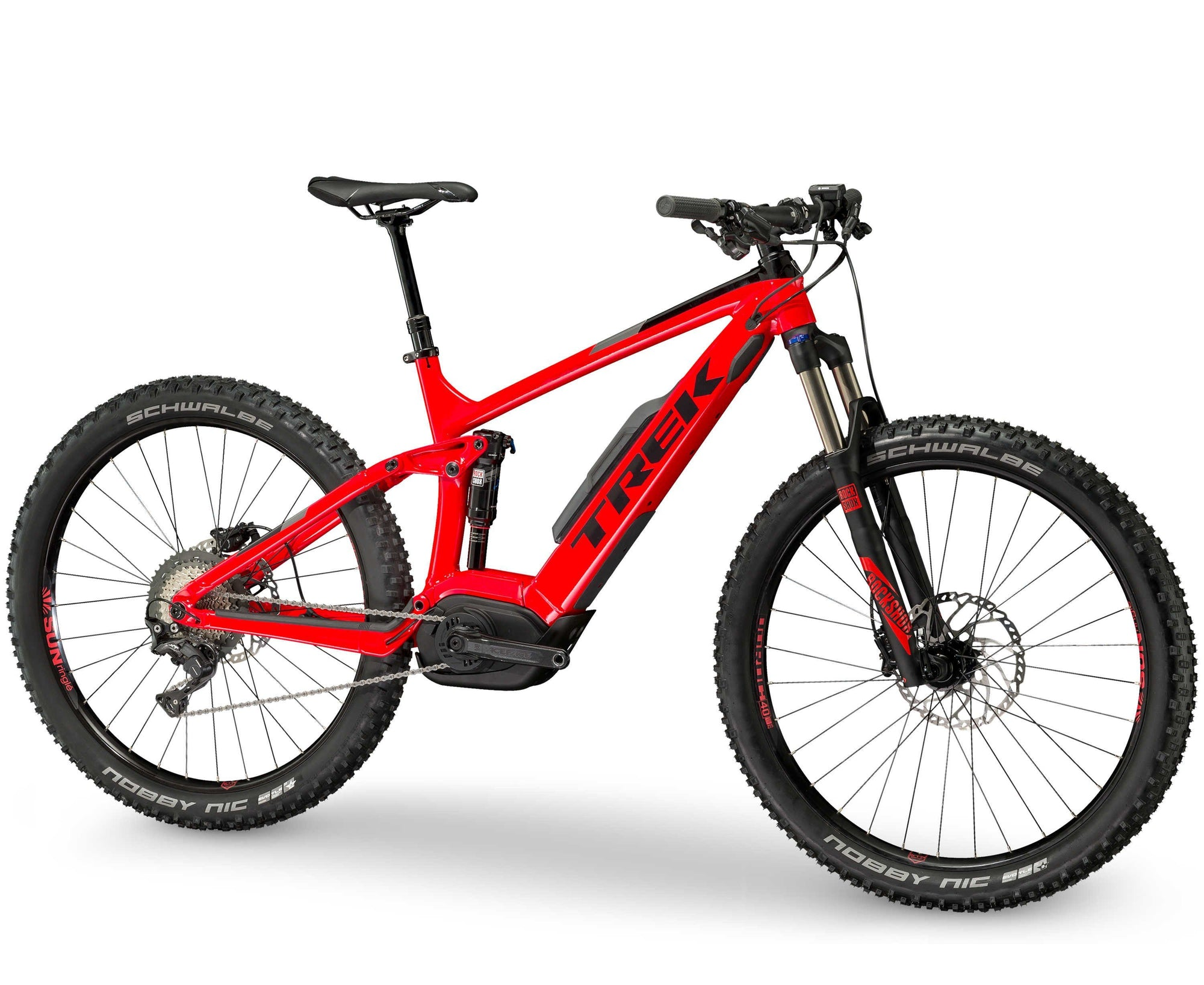 Trek Powerfly FS 7 2018 - Cycles Galleria Melbourne