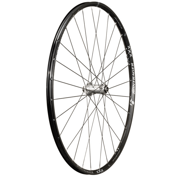 Bontrager Wheel Front XXX 29 TLR CL Disc 5/15 Black - Cycles Galleria Melbourne