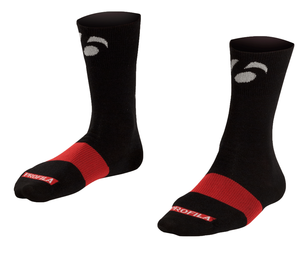 "Bontrager Race 5"""" Wool Sock - Cycles Galleria Melbourne"