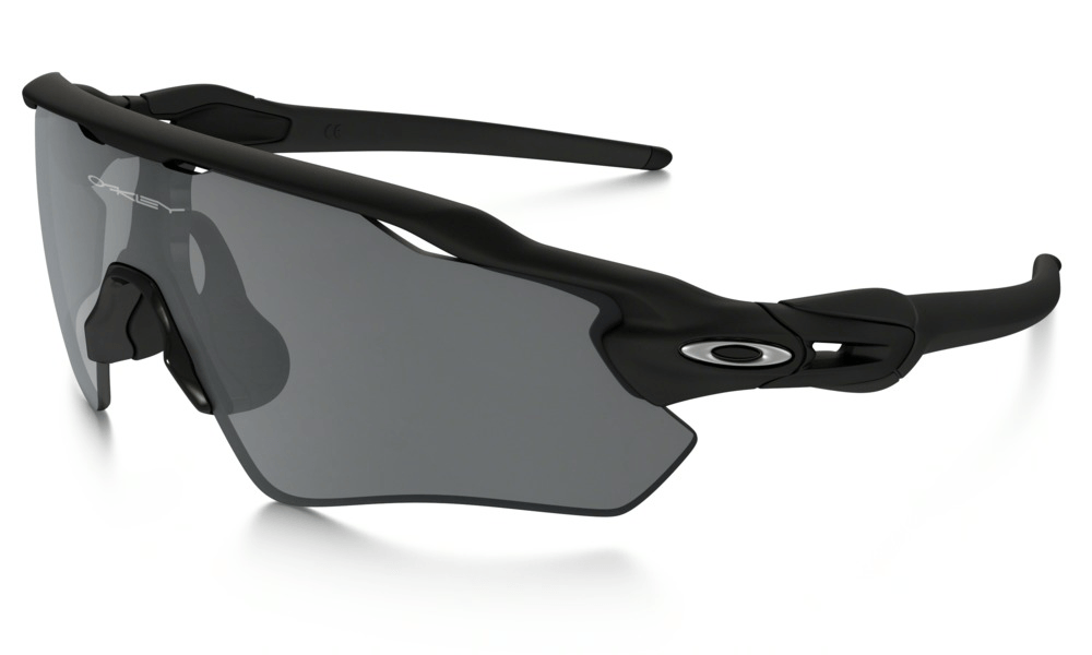 Oakley  Radar EV Path Matte Black w/Black Iridium  Lens