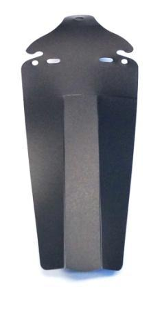 Mudguard Wedge Tail - For Saddle Rail - Cycles Galleria Melbourne