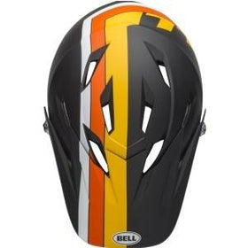 Bell Sanction Helmet Matte Black / Yellow / Orange S Accessory - Helmet BELL