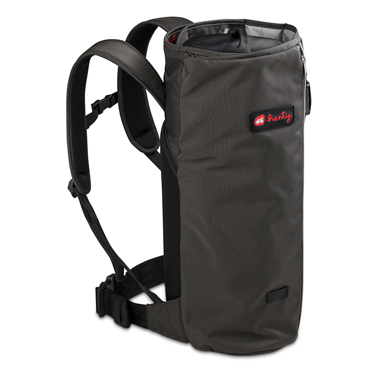 Henty Wingman Backpack Grey - Cycles Galleria Melbourne