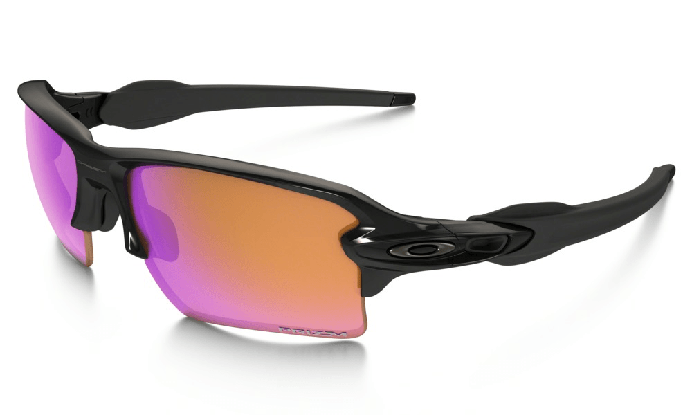 OAKLEY Flak 2.0 XL Pol Black w/ Prizm Trail
