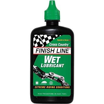 FINISHLINE Wet Chain Lube 4oz
