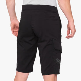 100% Ridecamp Shorts - Cycles Galleria Melbourne