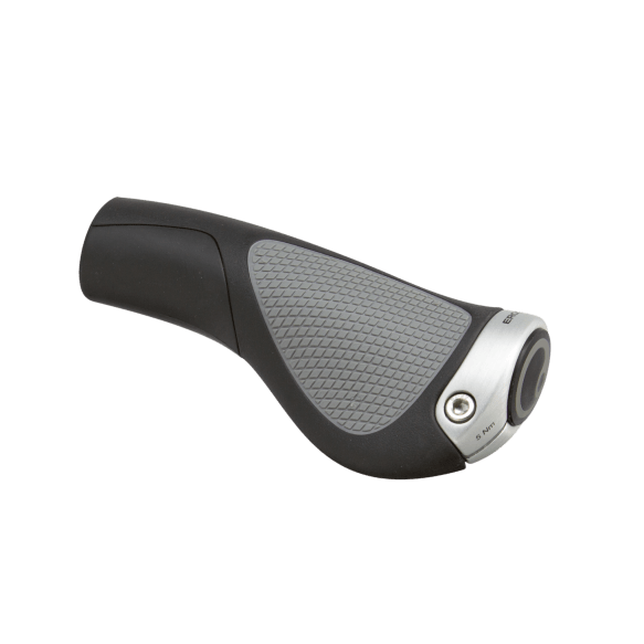 Ergon GP-1 Grip Large Black/Grey - Cycles Galleria Melbourne