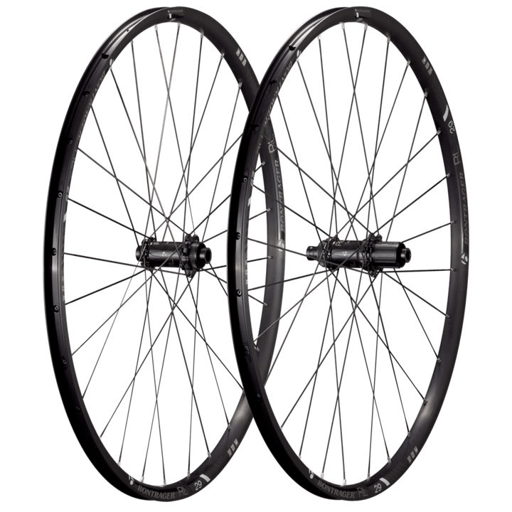 Bontrager Wheel Rear Race Lite 29 TLR CL Disc 135/142 Black