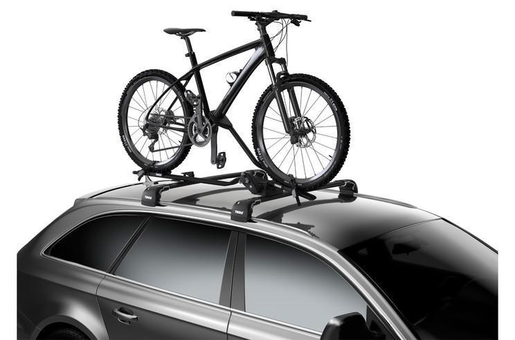 Thule ProRide 598 Roof Mounted Bike Carrier - Black