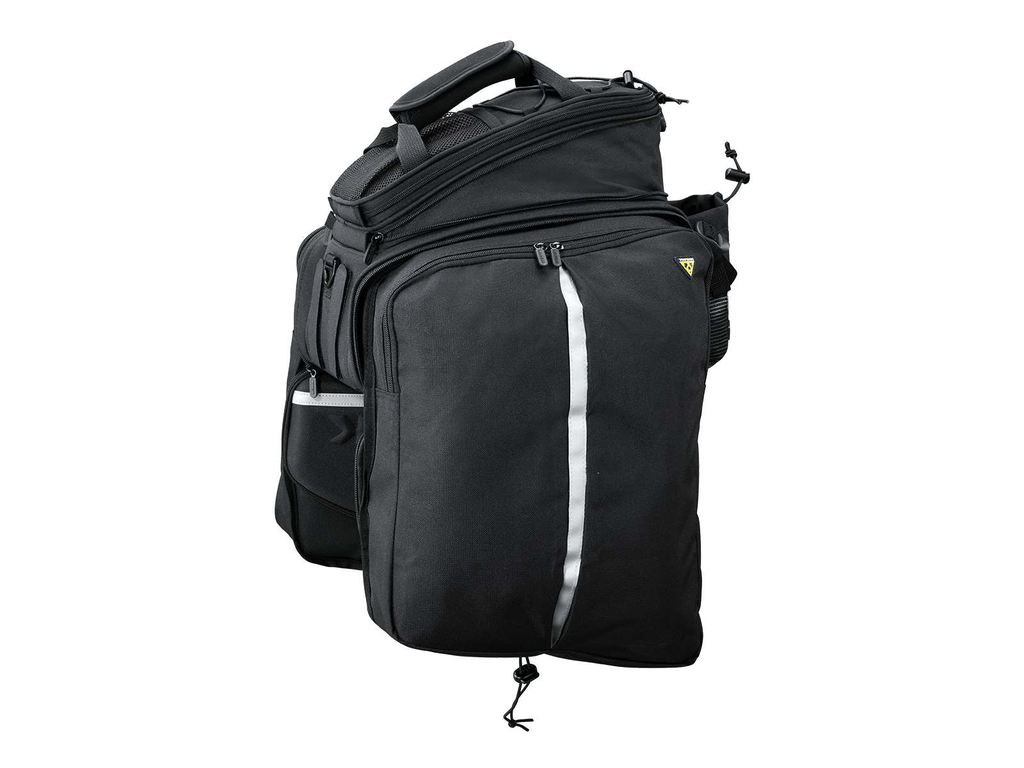 Topeak Trunk Bag DXP - Velcro Strap - Cycles Galleria Melbourne