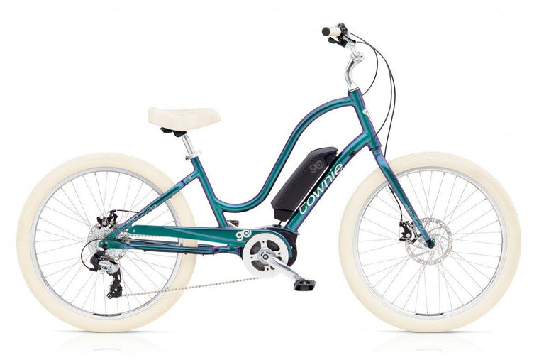 Electra Townie Go! 8D Ladies Aurora Metallic
