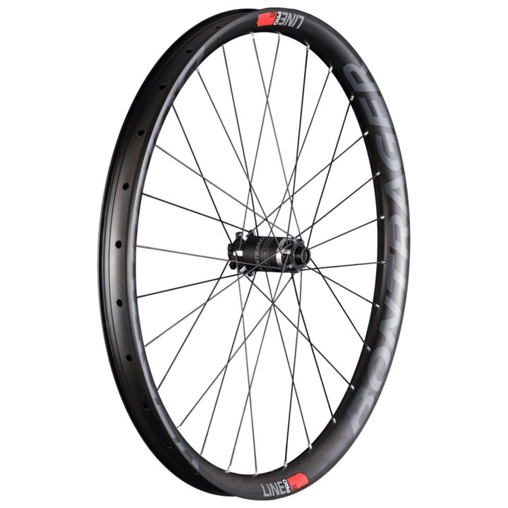 Bontrager Wheel Front LinePro40 27.5 110 Charcoal