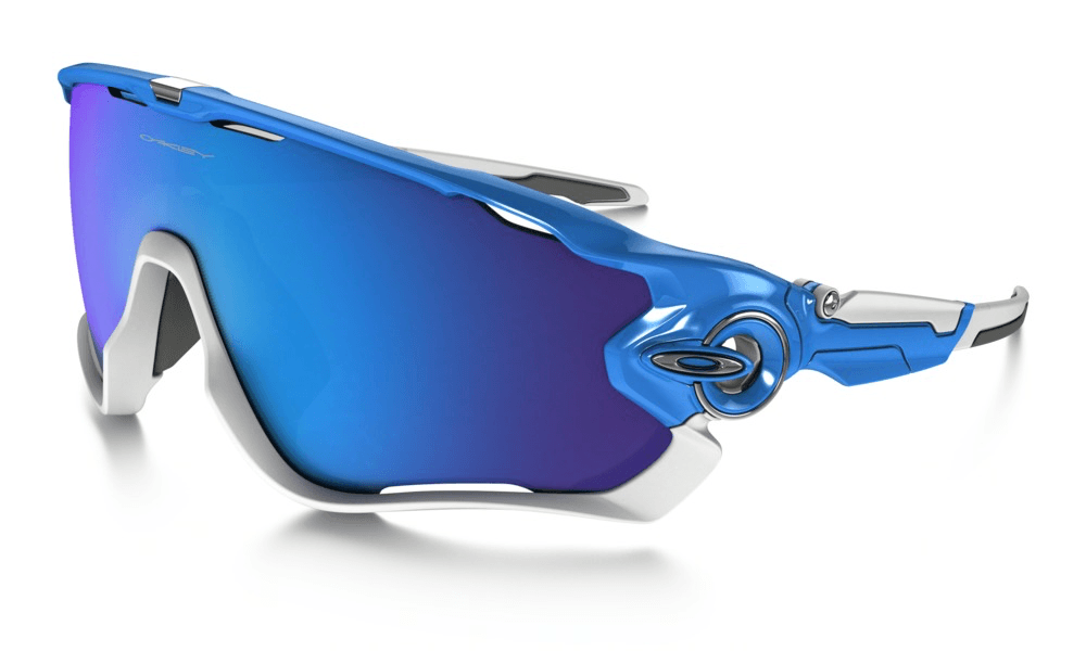 Oakley Jawbreaker Glasses w/ Iridium Lens - Cycles Galleria Melbourne