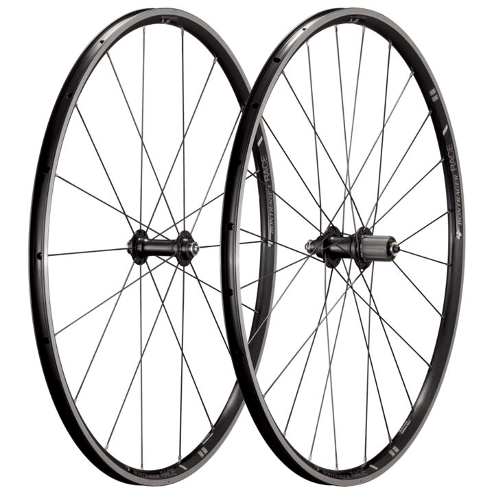 Bontrager Wheel Rear Race 700C TLR Clincher Shimano 11 Black