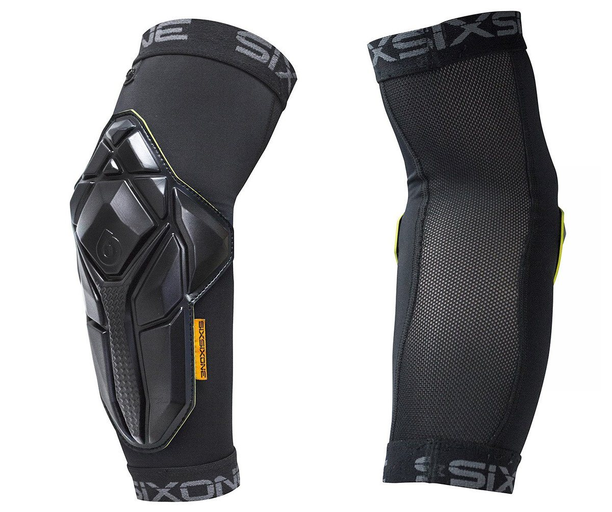 661 Recon Elbow Black X-Large (No Packaging) CLOSEOUT