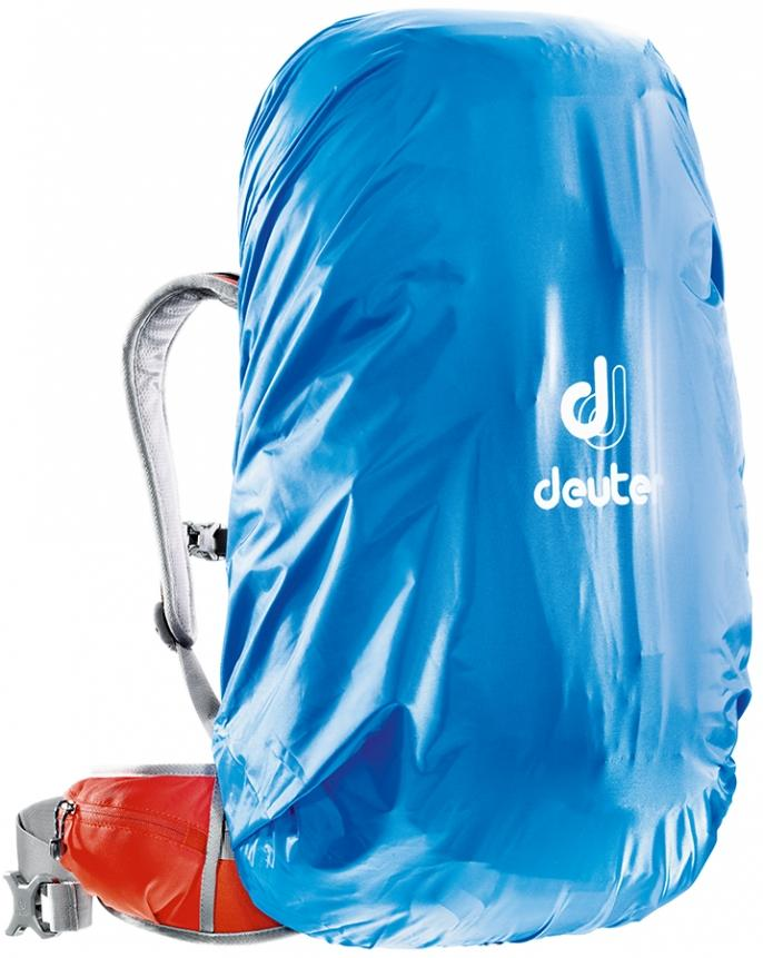 Deuter OP Raincover II - Cool Blue 30-50L - Cycles Galleria Melbourne