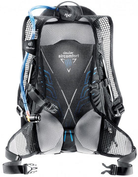Deuter Race EXP Air - Spring - Anthracite - Cycles Galleria Melbourne