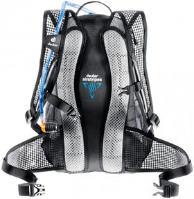 Deuter Race X - Steel/Fire - Cycles Galleria Melbourne
