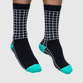 MAAP Grid Sock Navy - Cycles Galleria Melbourne