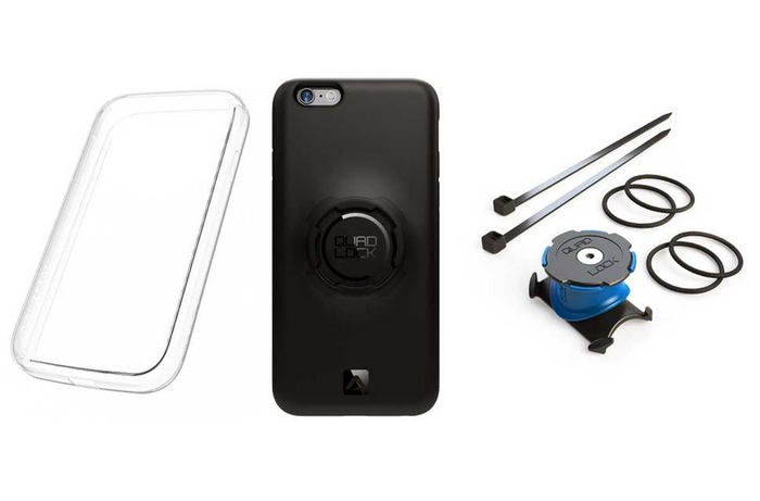 QuadLock Bike Kit iPhone 6+ - Cycles Galleria Melbourne