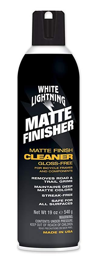 White Lightning Matte Finisher 19oz