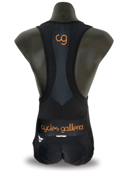 CG Bib Short Womens 2016 - Cycles Galleria Melbourne