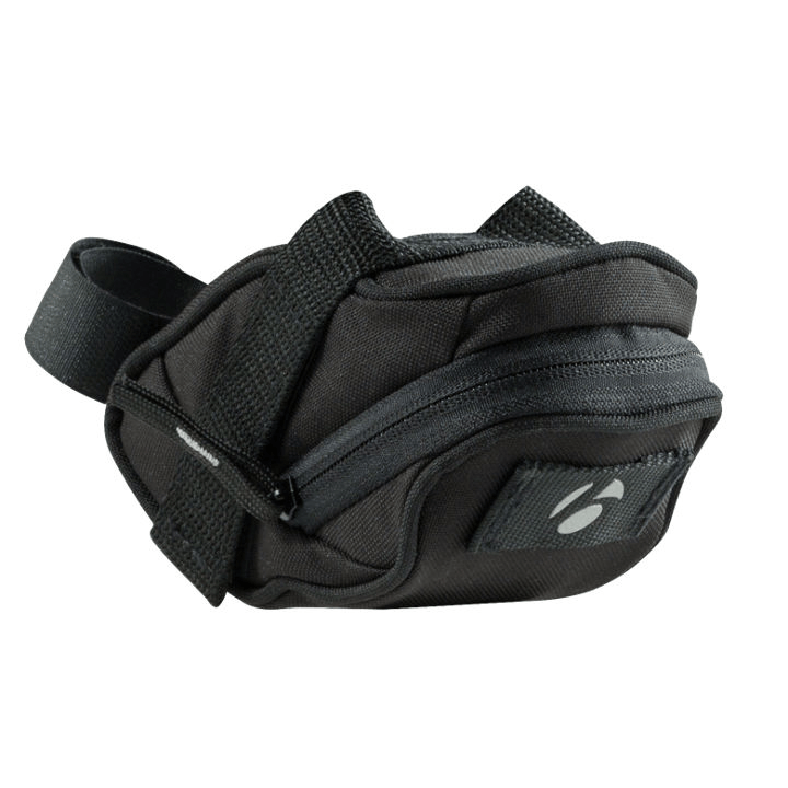 Bontrager Bag Seat Pack Comp Small Black - Cycles Galleria Melbourne