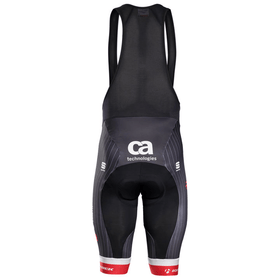 Sportful Trek-Segafredo Replica Men's Bib Shorts - CLOSEOUT