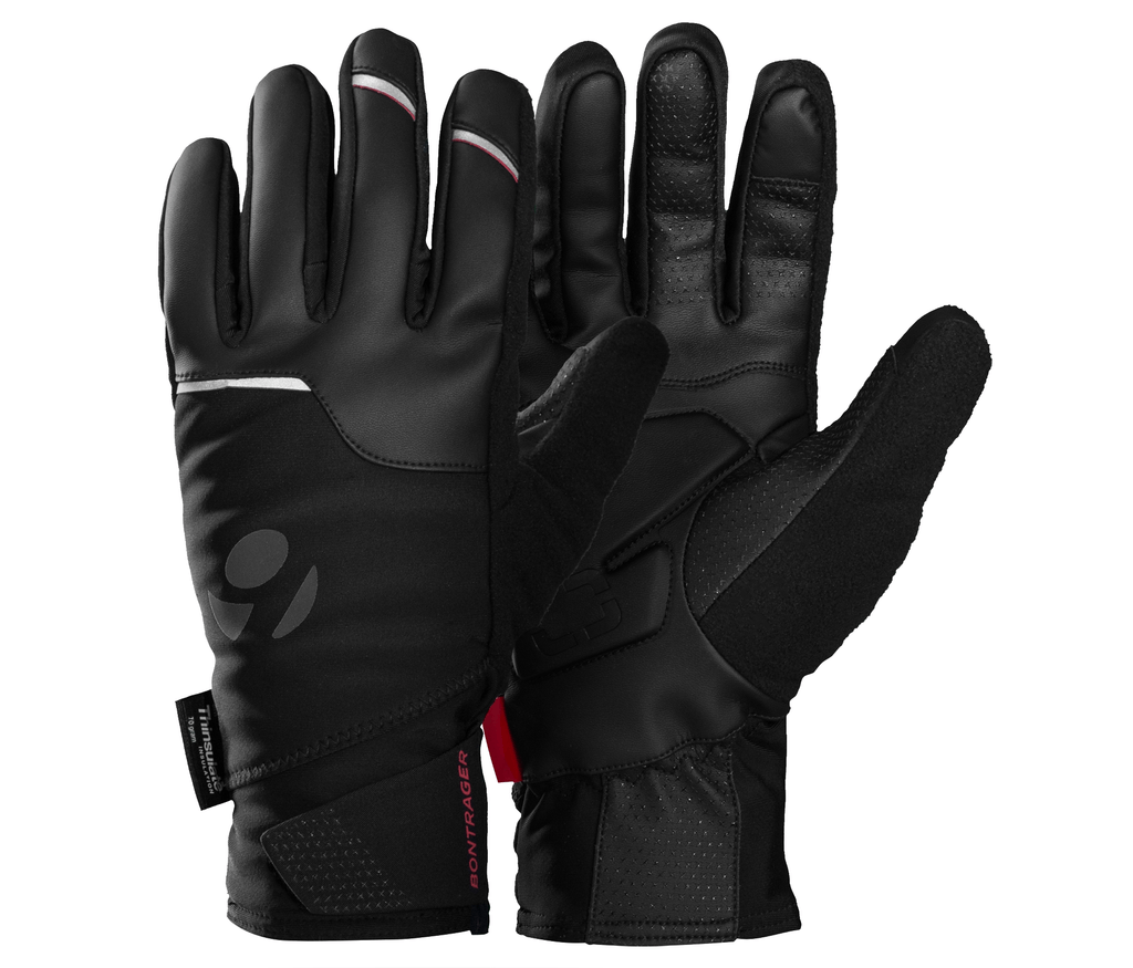 Bontrager Velocis S1 Softshell Glove - Cycles Galleria Melbourne