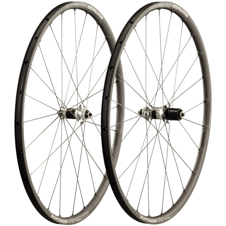 Bontrager Wheel Front Affinity Pro 700C TLR Clincher RD Disc - Cycles Galleria Melbourne