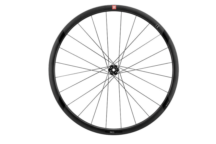 3T Wheel Discus C35 Front - LTD Stealth