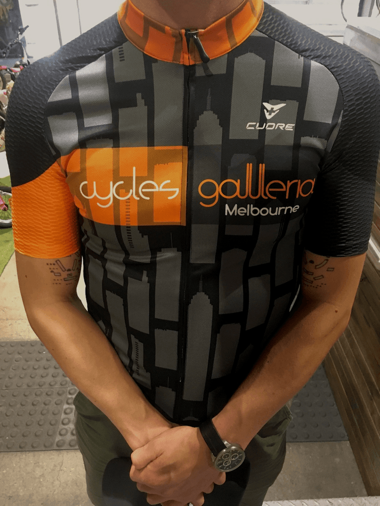 CG Jersey Melbourne 2017 - Cycles Galleria Melbourne