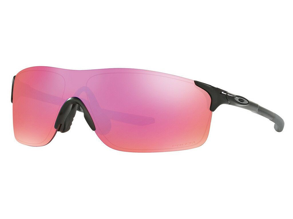 Oakley  EVZero Pitch Polished Black w/ Prizm Trail Lens