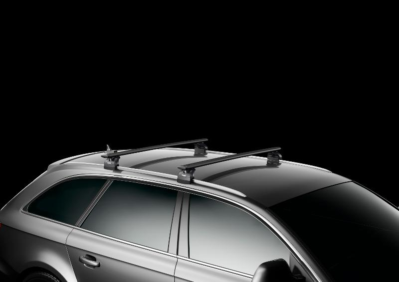 Thule WingBar Black