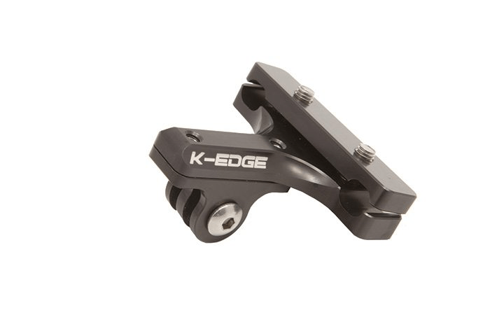 K-EDGE GO BIG Pro Saddle Rail Mount for GoPro Hero - Cycles Galleria Melbourne